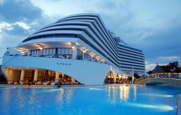 5 звездочные отели Турции