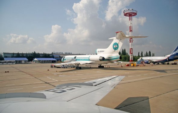 Аэропорт Анапа - как добраться
