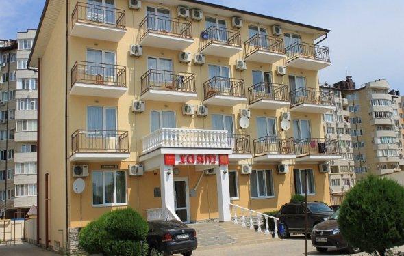 Гостиницы в Анапе 2016: цены