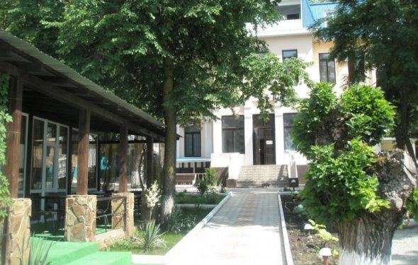 отели черного моря с