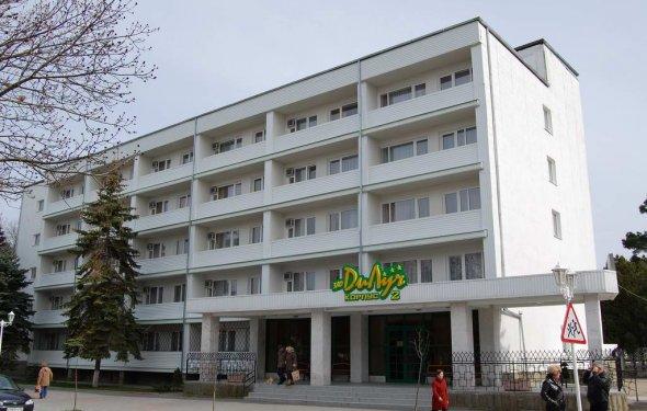 Санаторий ДиЛуч Анапа
