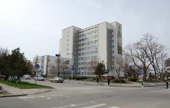 Санаторий ДиЛуч в Анапе