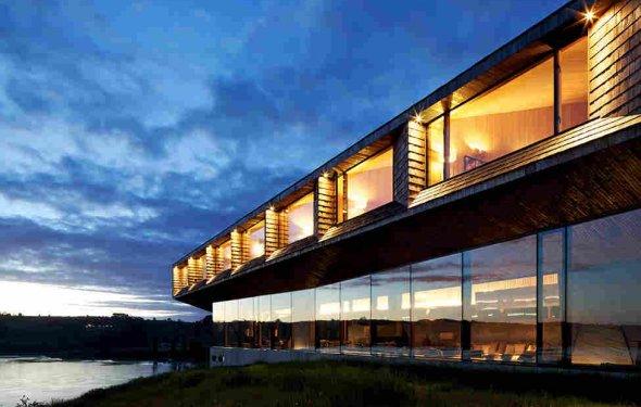 современные гостиницы мира