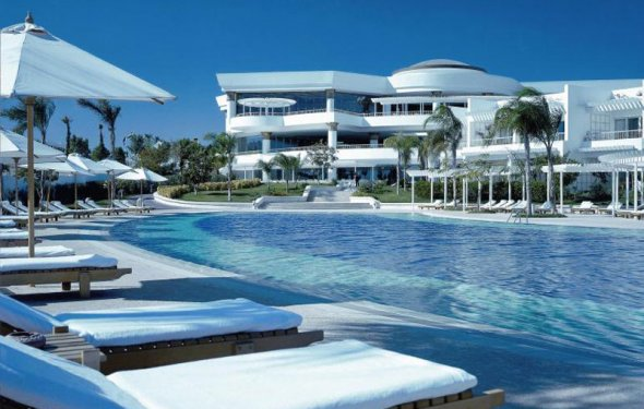 Foto hotel pool